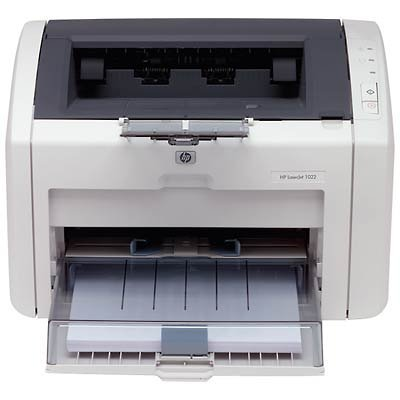 HP LaserJet 1022 Printer (Q5912A#ABA) (Renewed)