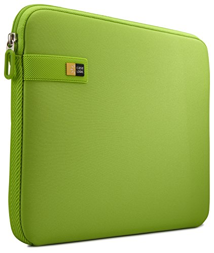 Case Logic 13.3-Inch Laptop and MacBook Sleeve (LAPS113 Lime Green)