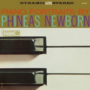 Piano Portraits By Phineas Newborn by Phineas Newborn (2011-09-27) (Portraits Piano)