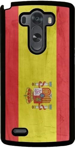 Funda para LG G3 - Bandera De España: Amazon.es: Electrónica