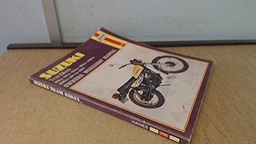 - Suzuki Trail Bikes: Owners Workshop Manual, 1971 to 1979/No. 218