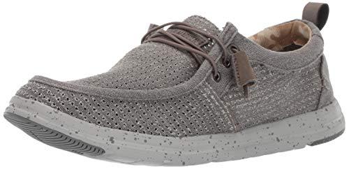 Steve Madden Men's Hammock Sneaker, Grey, 10.5 M US