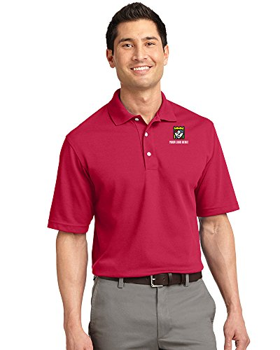 (Custom Embroidered Queensboro Lift Luxury Hybrid Jersey Polo)