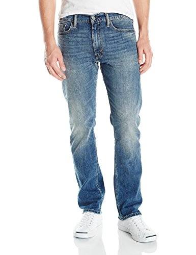 Levis Mens Slim Straight Jean