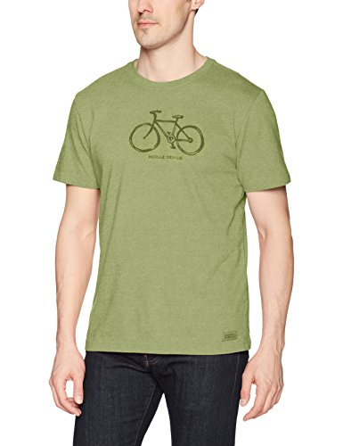 87f1e8fc0 Green bicycles apparel, clothing and t-shirt le meilleur prix dans ...