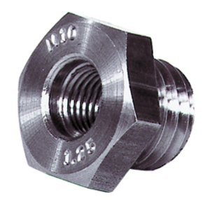 5/8''-11 x M10x1.25 07771P Mighty-Mite Adapter by WEILER CORPORATION
