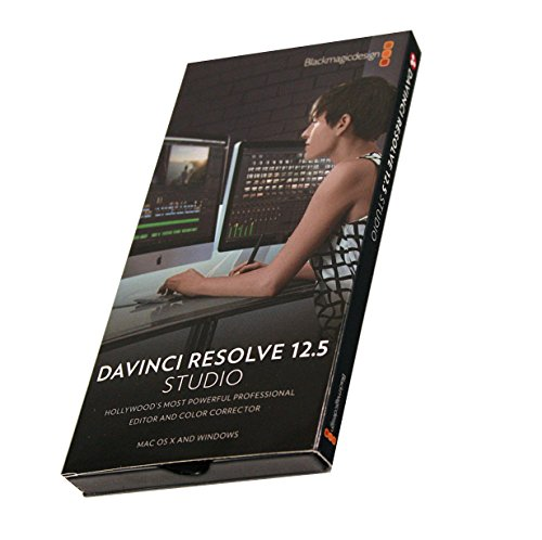 Blackmagic Design DaVinci Resolve RESSTUD