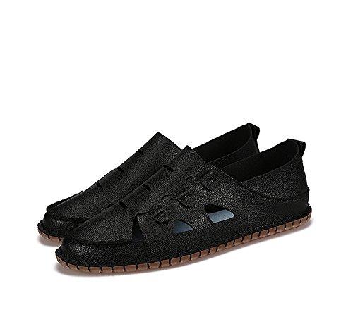 Scarpe scarpe scarpe traspiranti scarpe scarpe da spiaggia, Nero, UK = 8, EU = 42