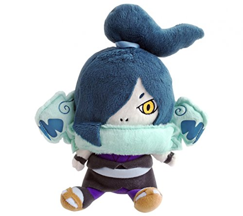 Yokai Watch Small Stuffed Toy Plush Doll OROCHI Yorozu mart Japan: Amazon.es: Juguetes y juegos