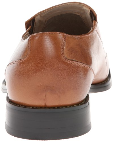 Stacy Adams Mens Connelly Slip-on Loafer Cognac
