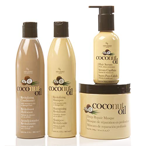 Coconut Oil Hair Care Piece