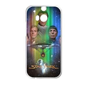 HTC One M8 phone cases White Star Trek cell phone cases Beautiful gifts UREN2423834