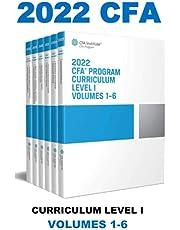 2022 CFA: Program Curriculum Level I 1st Edition