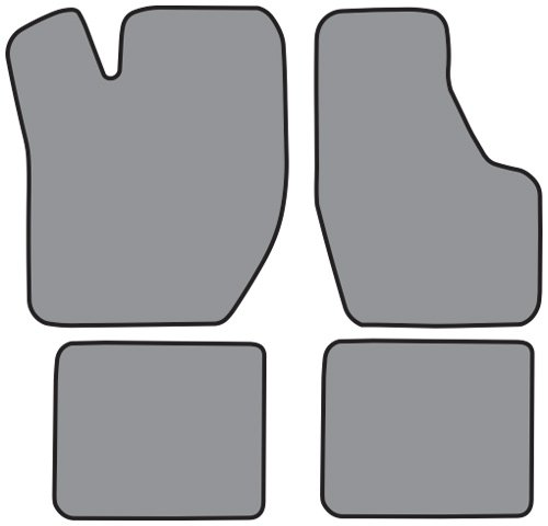 Factory Fit - ACC 1993-1995 Oldsmobile Cutlass Supreme Floor Mats - 4pc - Cutpile | Fits: -