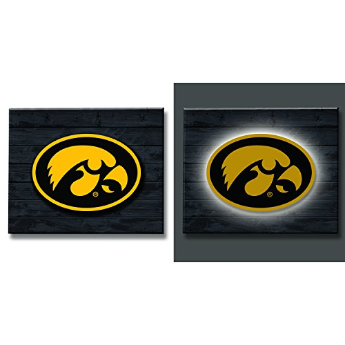 Iowa Hawkeyes Led - 4
