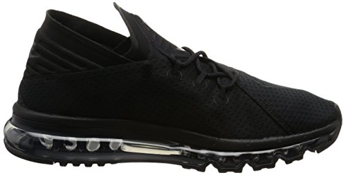 Nike Mens Air Max Flair Scarpe Da Corsa Nero / Anthracie
