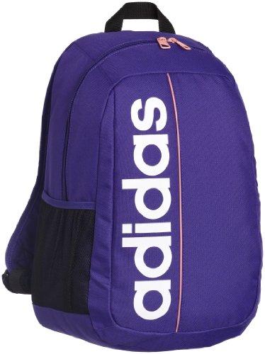 Blue BackpackBlast Adidas Linear Essentials Purple 534ARjL