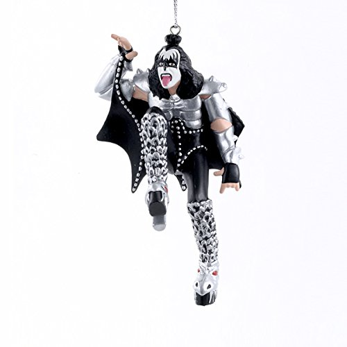 Kiss Army (KISS The Demon Gene Simmons Blow Mold Christmas Ornament)