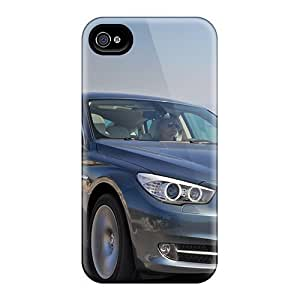New Style Tpu 4/4s Protective Case Cover/ Iphone Case - Bmw 5 Series Gran Turismo 2010