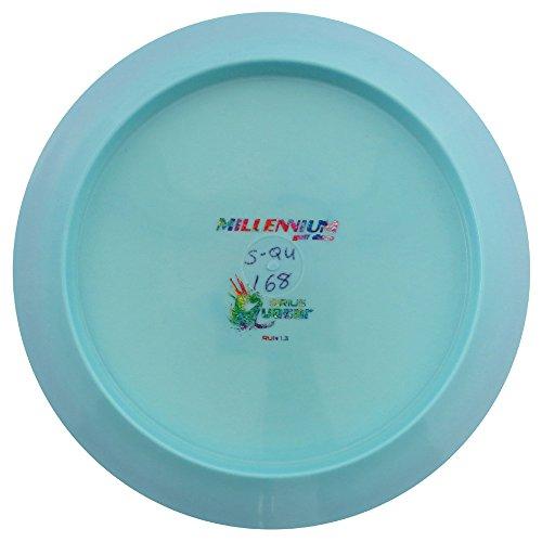 (Millennium Bottom Stamp Sirius Quasar Driver Golf Disc [Colors May Vary] - 165-169g )