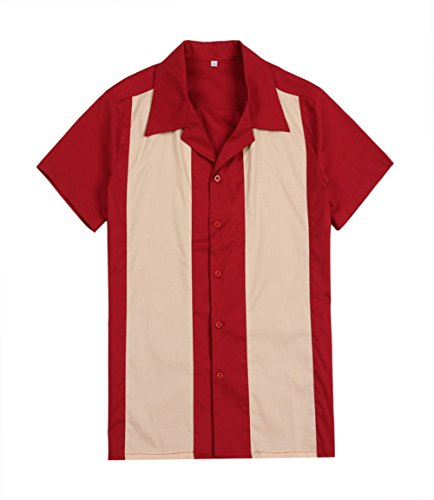 60s style dress shirt - 6