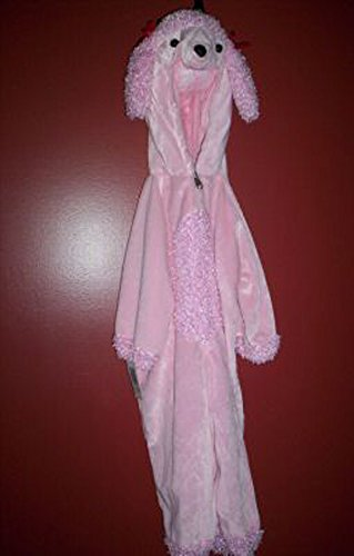 Pink Poodle Girls Costume Small