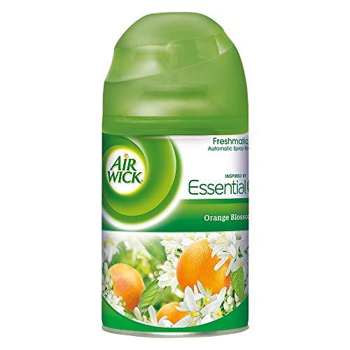 Airwick Freshmatic Life Scents Air-freshner Refill, Orange Blossom – 250 ml