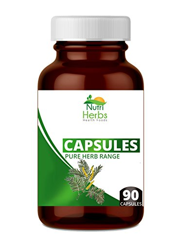 Nutri Herbs Pure Passion Flower Capsules