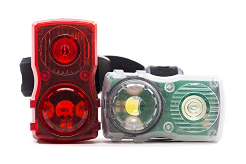 State Bicycle Co.. - USB Rechargeable LED Bike Light (Set)