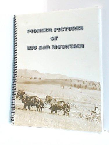 Download Pioneer Pictures of Big Bar Mountain ebook