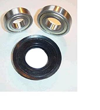 Cojinete para tambor de lavadora AEG 6206zz 6207ZZ 47 x 72 x 11,5 ...