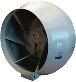 """Systemair Rvk Extractor Fans Hydroponics 4/"""" 5/"""" 6/"""" 8/"""" 10/"""" 12/"""""""