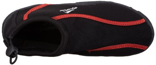 Fashy Aquafeel Aqua-Schuh 7587 - Zapatillas deportivas de agua unisex Negro