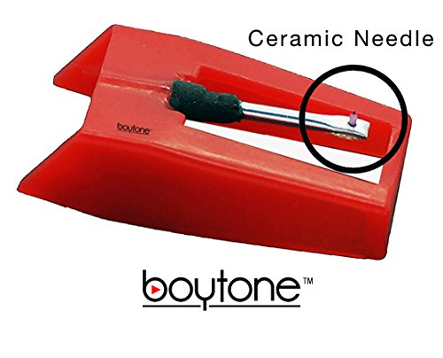 Boytone with 3 replacement needle most record