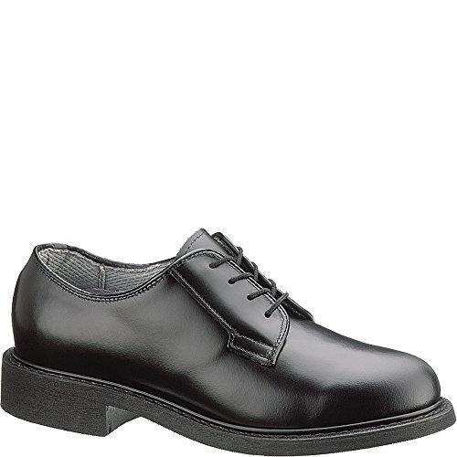 (Bates Leather Uniform Oxford Women 10.5 Black)