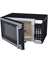 700 Watt Microwave Oven Oster 0.7 Cu. Ft. - Stainless Steel