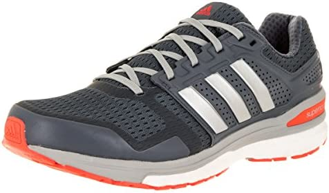 Frugal Arábica Bendecir  adidas Supernova Sequence Boost 8 Mens Running Shoe 12.5 Onix-Silver  Met-Solar Red: Buy Online at Best Price in UAE - Amazon.ae