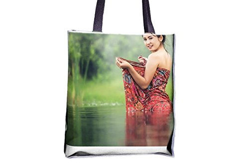 Beauliful bags Bare popular professional tote bags popular Bathtub bag printed tote professional womens' large best best bags totes River large bags tote totes tote Young allover tote w7dEnCqE