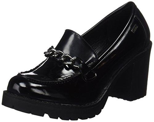 mila Escarpins Negro 51157 Bout Fermé Noir Tina Mtng Femme O0wqvv