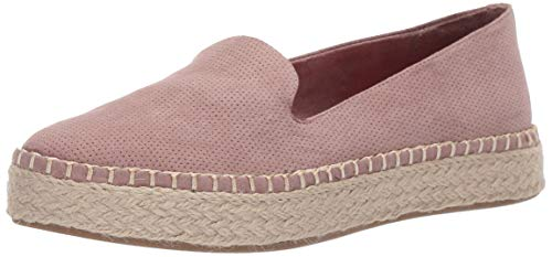 Dr. Scholl's Shoes Women's Find Me Loafer, Hydrangea Pink Microfiber, 6.5 M US
