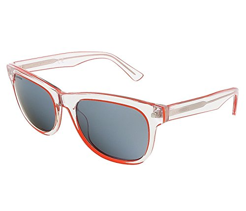 Dsquared DQ0174/S 26C Crystal/Orange Square sunglasses (Sonnenbrille-orange Lens)