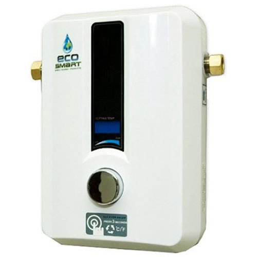 #4 Tankless Water Heater - EcoSmart ECO 11 Electric