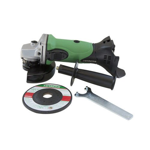 Hitachi G18DSLP4 18V Lithium Ion 4-1/2'' Angle Grinder (Tool Only, No Battery)