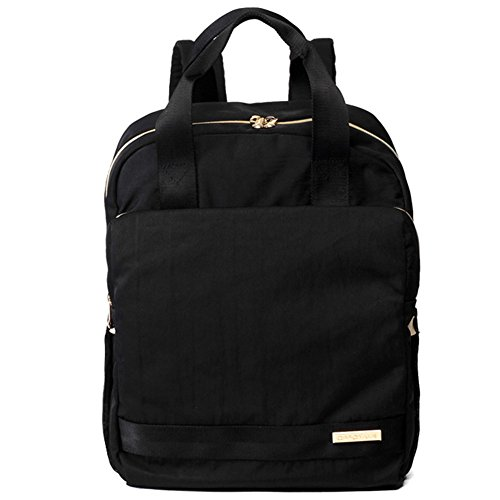 HaloVa Diaper Bag, Multi-Function Waterproof Travel Backpack