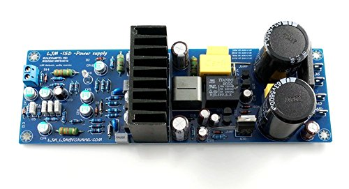 L15D-POWER Digital Amplifier & IRS2092 300W4R Mono...