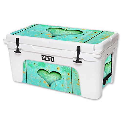 UPC 721867823945, MightySkins Protective Vinyl Skin Decal for YETI Tundra 65 qt Cooler wrap cover sticker skins Heartwood