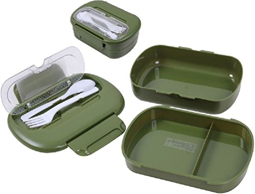 Mess Kit Plastic Lightweight Camping Scouts Hunting Mess Kit