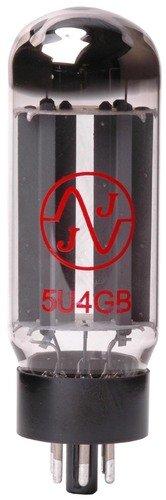 JJ Electronics T-5U4GB-JJ Vacuum Tube Rectifier by JJ Electronic