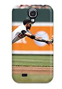 Brand New S4 Defender Case For Galaxy (cleveland Indians )
