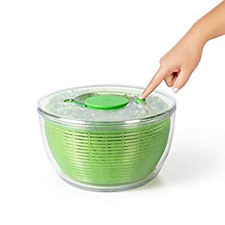 OXO Good Grips Salad Spinner, Green (B001QTVT4A)   Amazon price tracker / tracking, Amazon price history charts, Amazon price watches, Amazon price drop alerts
